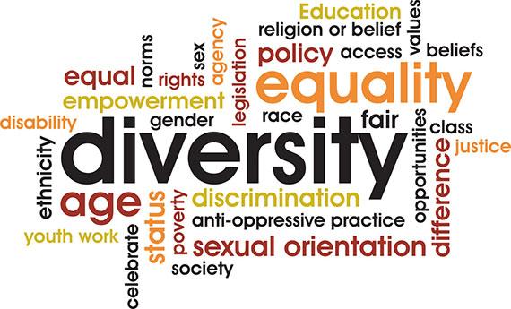 diversity-typography